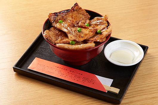 十勝帯広名物豚丼